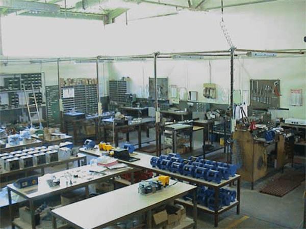 Macchine per componenti radiali